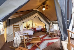 Westgate River Ranch Resort, Luxury Tent Camping