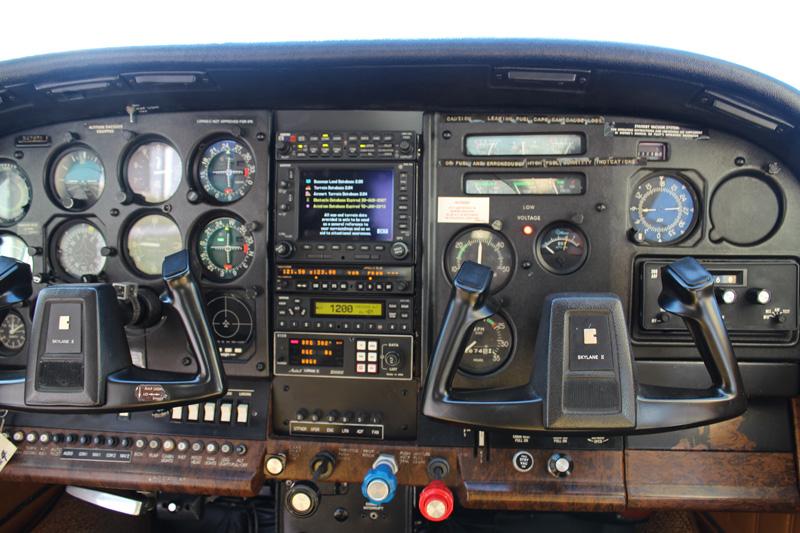 N4785N Dash