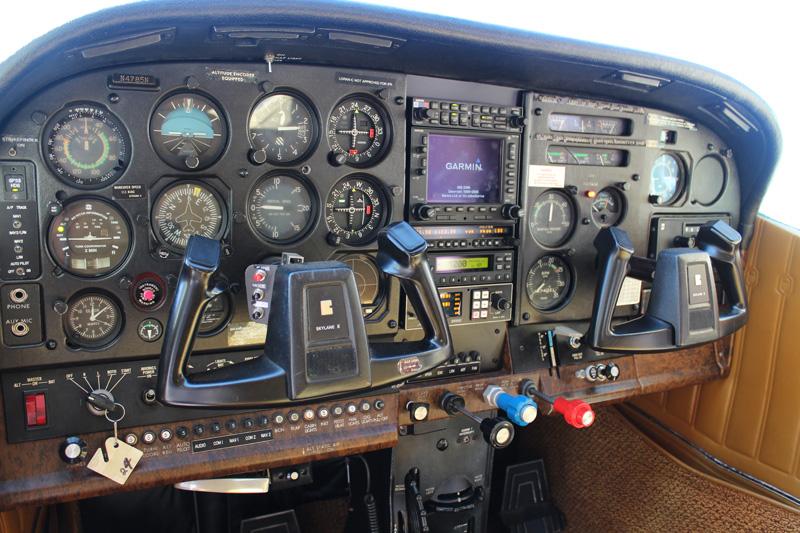 N4785N Side Dash