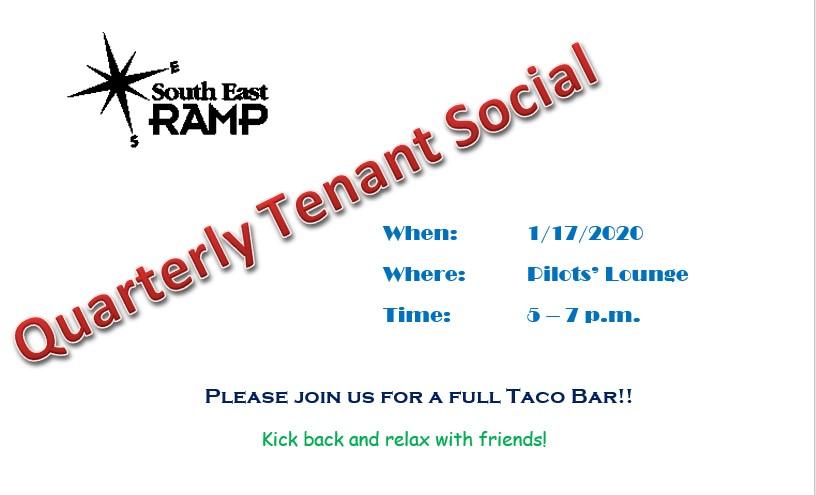 OCFC - SouthEast Ramp Quarterly Tenant Social